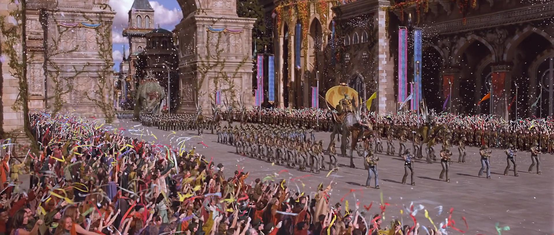 Palpatine Negotiates Naboo's Freedom